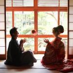 京都和装前撮り|京都日和