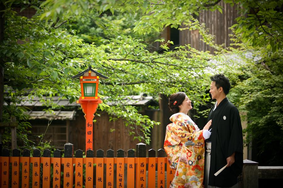 京都日和|祇園|ロケフォト|和装