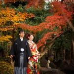 京都日和|紅葉|ロケフォト|和装063|select41