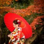 京都日和|紅葉|ロケフォト|和装064|select42