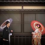 京都日和 桜 ロケフォト 和装104