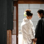 京都日和 桜 ロケフォト 和装101