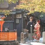 京都日和 桜 ロケフォト 和装105
