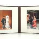 京都日和|前撮り|婚礼|ロケ|写真台紙