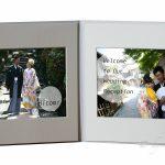 京都日和|前撮り|婚礼|ロケ|ウェルカムボード