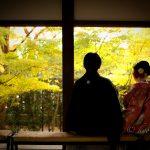 京都日和|前撮り|和装|京都|紅葉|寺|庭園|2018-15