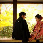京都日和|前撮り|和装|京都|紅葉|寺|庭園|2018-16