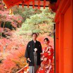 京都日和|前撮り|和装|京都|紅葉|寺|庭園|2018-33