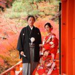 京都日和|前撮り|和装|京都|紅葉|寺|庭園|2018-34