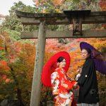京都日和|前撮り|和装|京都|紅葉|寺|庭園|2018-39