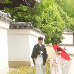 京都日和|前撮り|和装|京都|紅葉|寺|庭園|2018-52