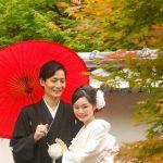 京都日和|前撮り|和装|京都|紅葉|寺|庭園|2018-54