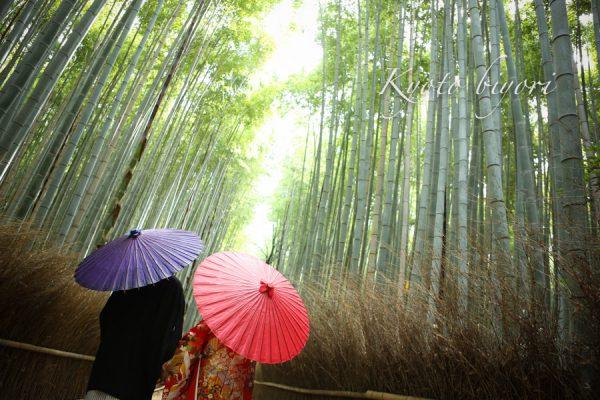 京都日和|嵐山|ロケフォト|和装
